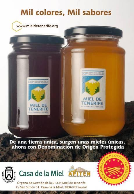 Denominación de Origen DOP Miel de Tenerife, Casa de la Miel