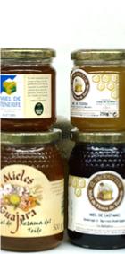 Etiquetado de la miel de Tenerife