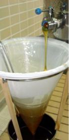 Filtrado de la miel
