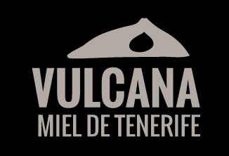 Logo Vulcana,  Miel de Tenerife